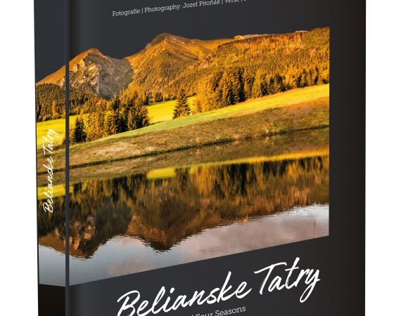 Kniha Belianske Tatry | Štyri ročné obdobia