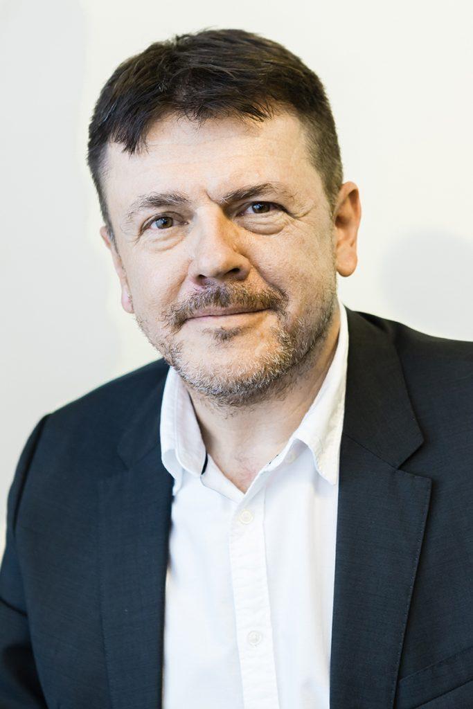 MUDr. Emil Martinka, PhD., primár Diabetologického oddelenia, NEDÚ.
